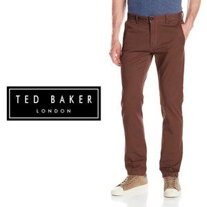 Ted Baker Cotton Pants - Size 36